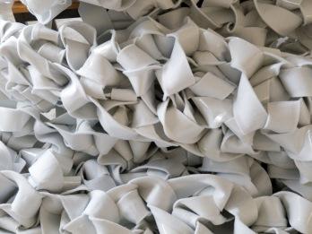 """Detalje af """"Soft Sculpture"""""""
